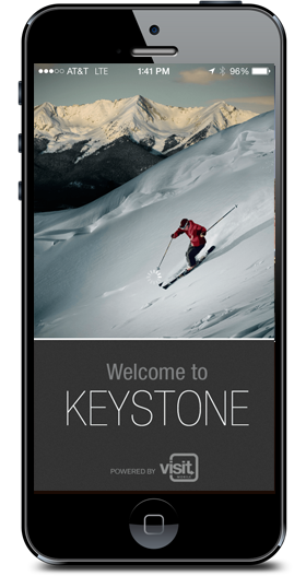 Keystone Ski Resort iPhone App