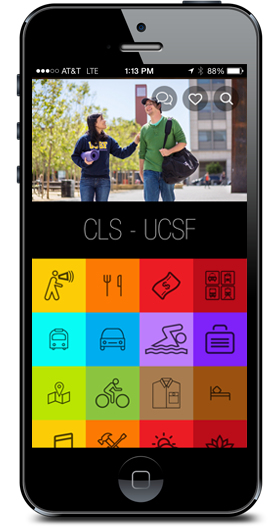 UCSF iPhone App