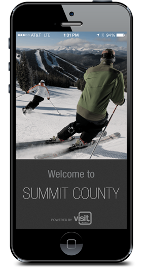 Summit County Colorado iPhone App